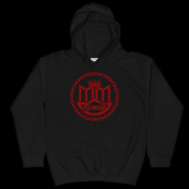 Kids Hoodie - MANi$H Logo