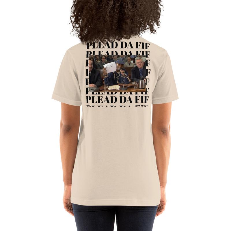Fif Flow Unisex T-Shirt (black lettering)