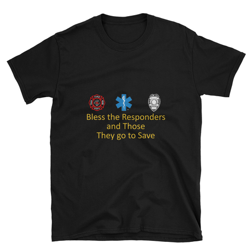 Bless the Responders T-Shirt