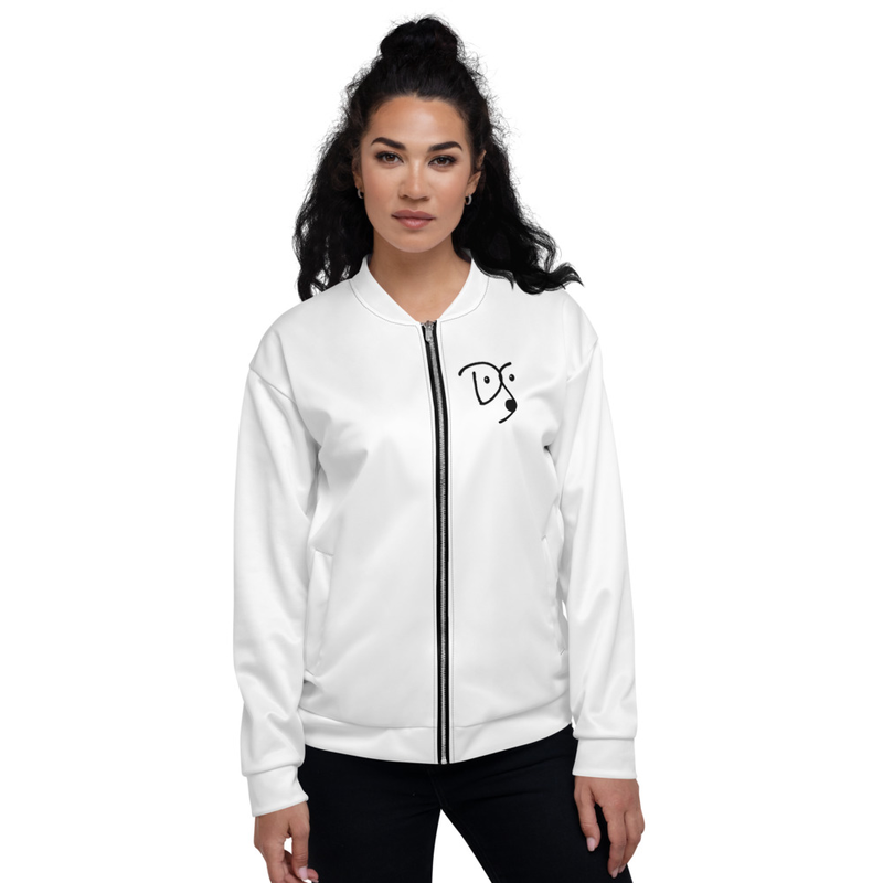 Dogue Shop Unisex Bomber Jacket