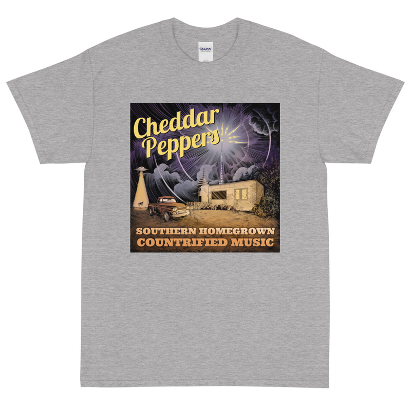 Cheddar Peppers Classic Short Sleeve T-Shirt