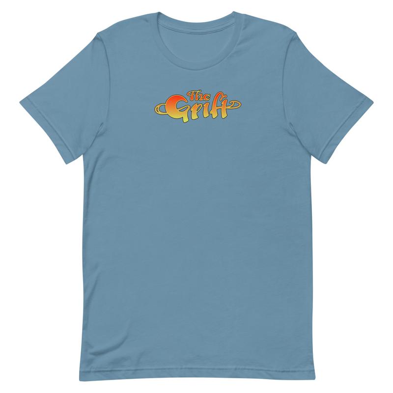SCRIPT LOGO Short-Sleeve Unisex T-Shirt