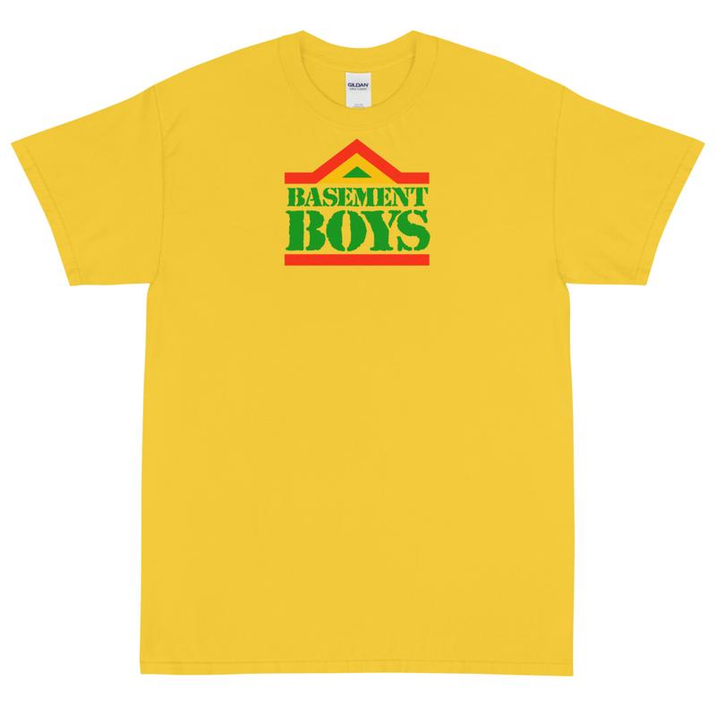 Classic BB Logo (Green Type)