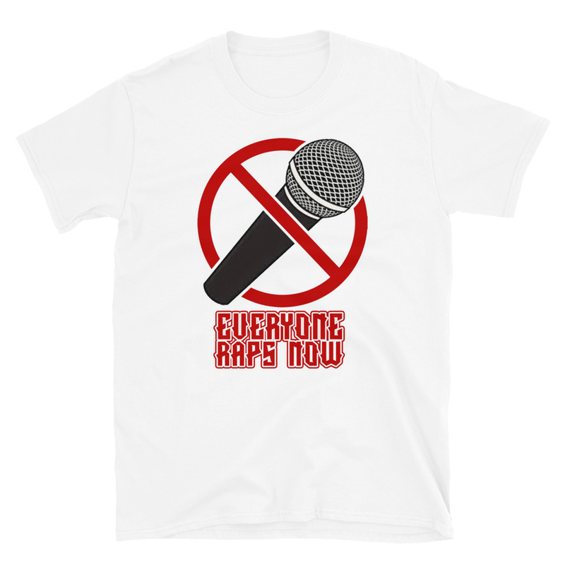 Everyone Raps Short-Sleeve Unisex T-Shirt
