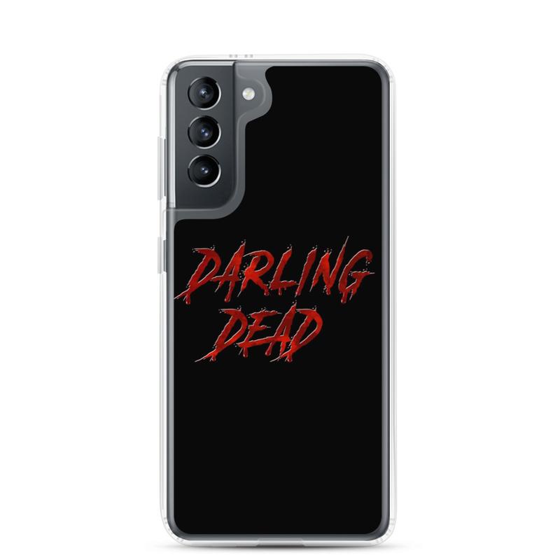 Darling Dead Logo Samsung Case