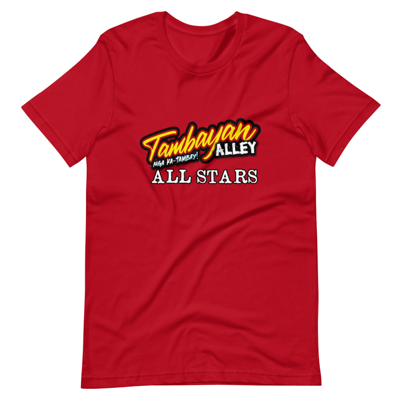 TA All Stars Short-Sleeve Unisex T-Shirt