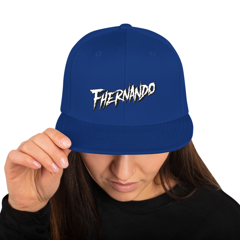 Fhernando Logo Snapback Hat