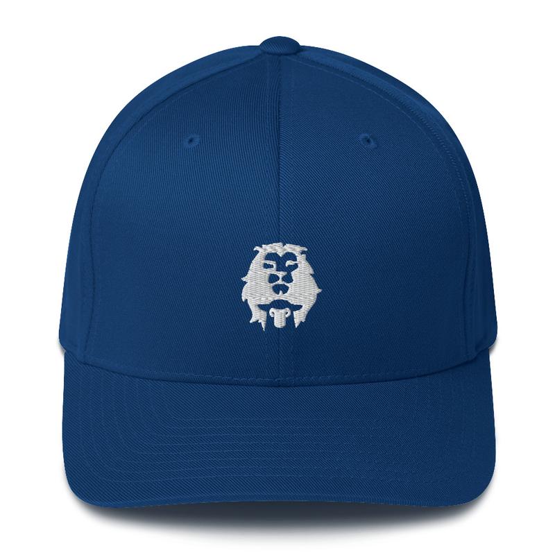 Lion & Lamb Flexfit closed back hat