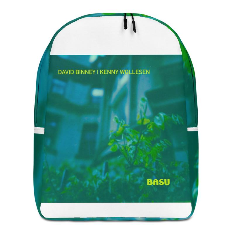 Binney-Wollesen Basu Minimalist Backpack