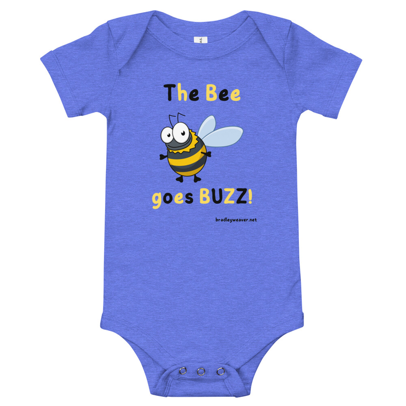 The Bee- Onesie