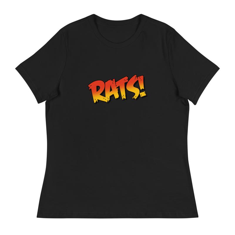 Rats! Women's Relaxed T-Shirt