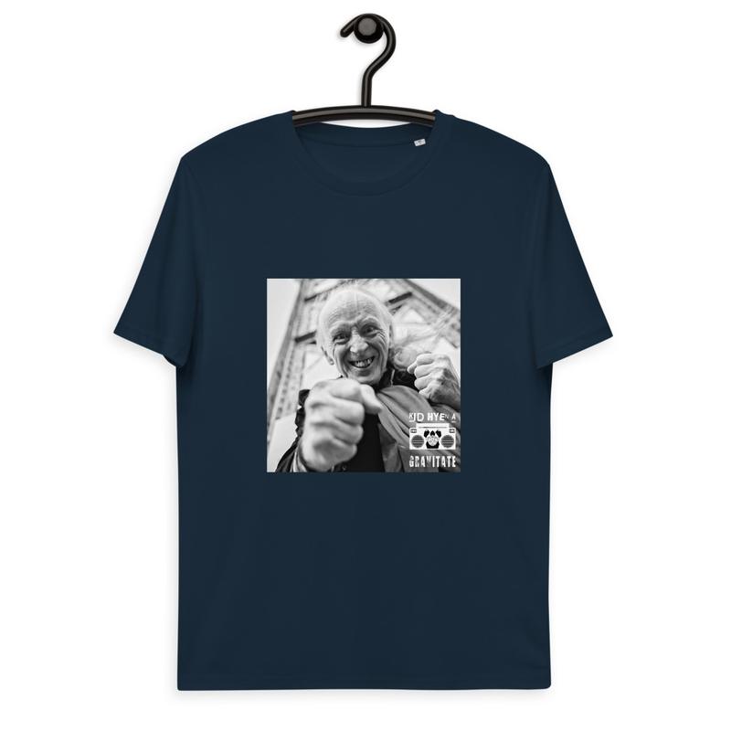 Gravitate Unisex organic cotton t-shirt