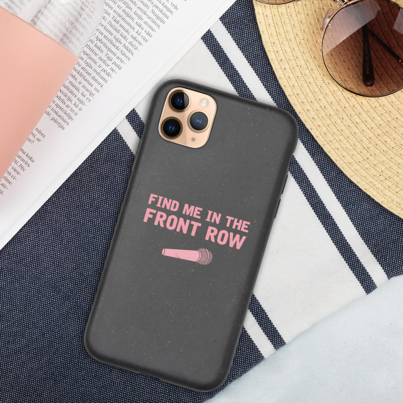 Front Row iPhone case