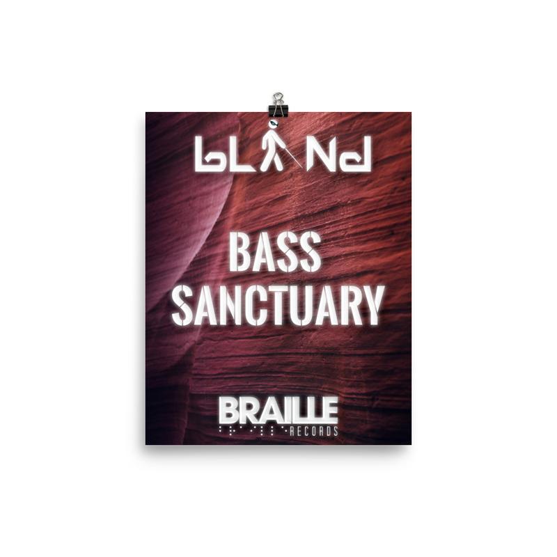 Bass Sanctuary Poster