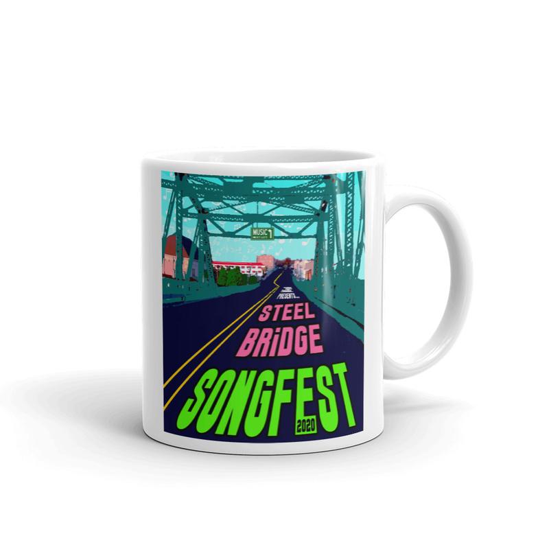 Steel Bridge Songfest 2020 Poster Mug