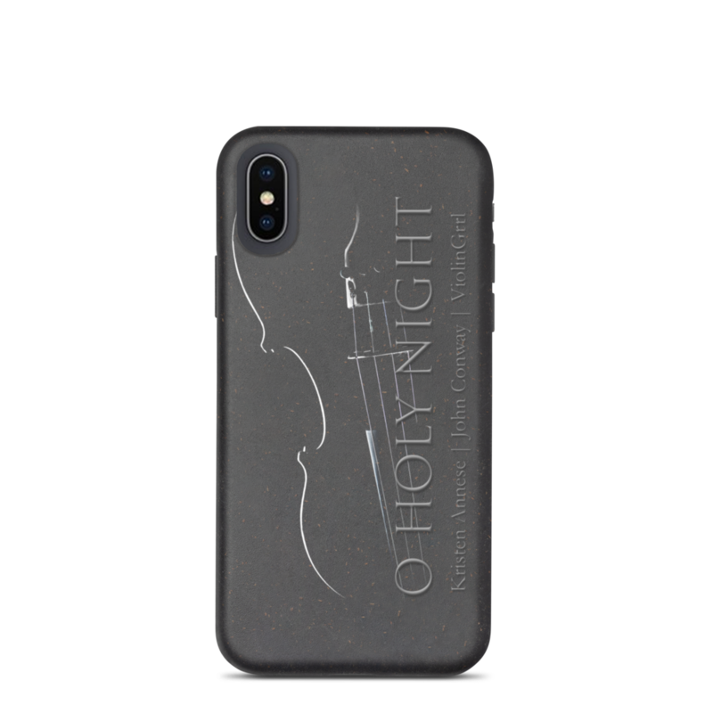 O Holy Night - Biodegradable iPhone Case