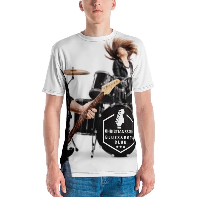 CBRC - Rock Men's T-shirt