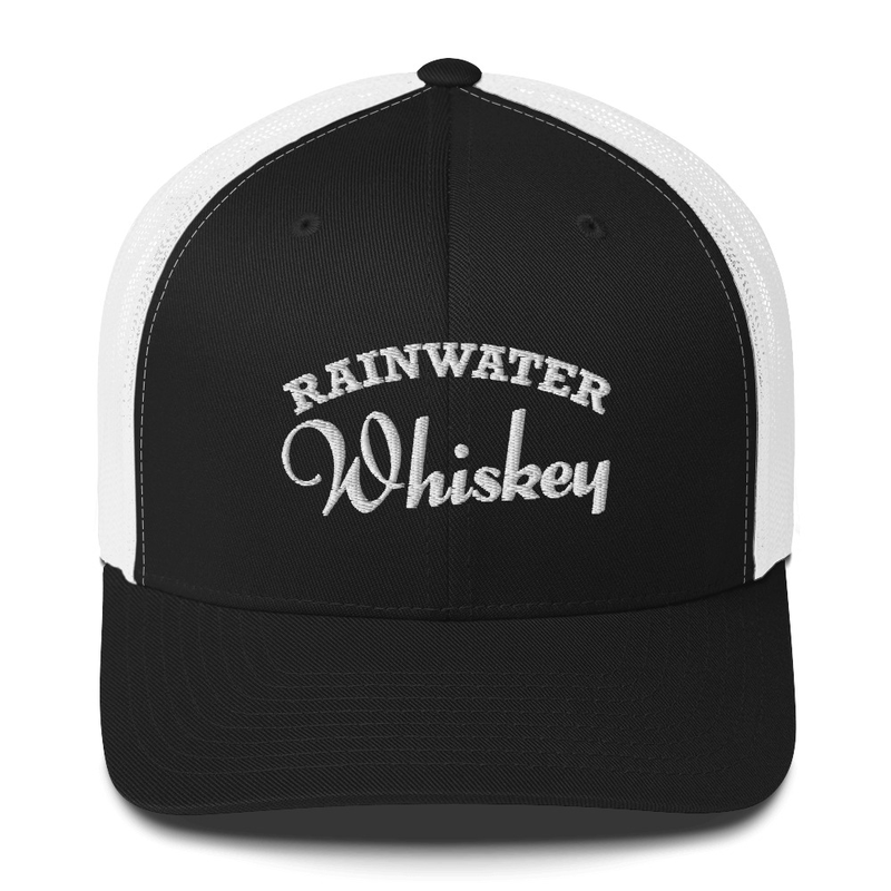 RWW Trucker Cap - Embroidered RWW Logo (Front)