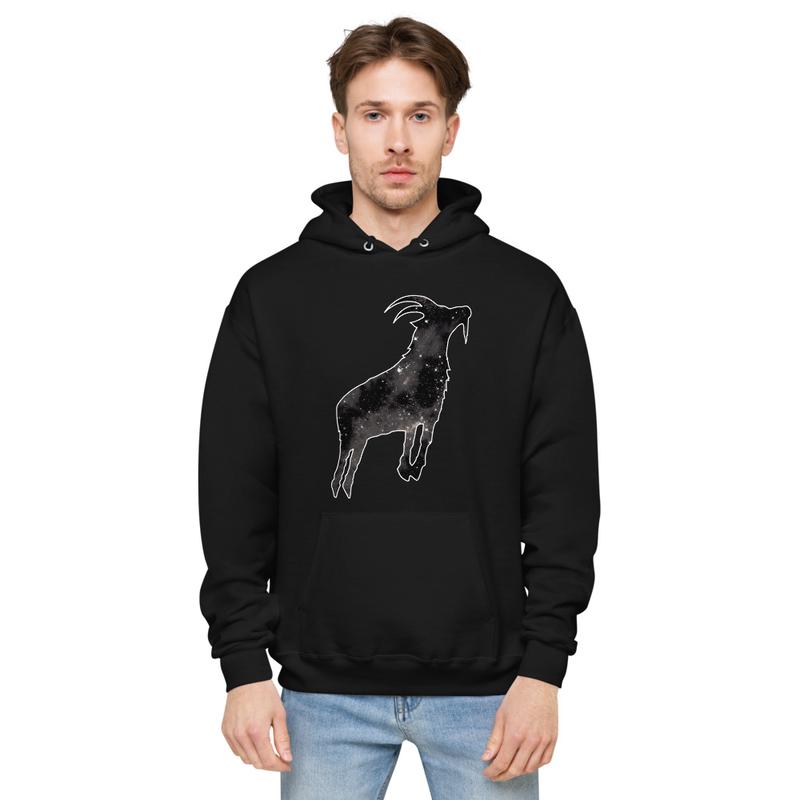 Unisex Goat Logo Hoodie
