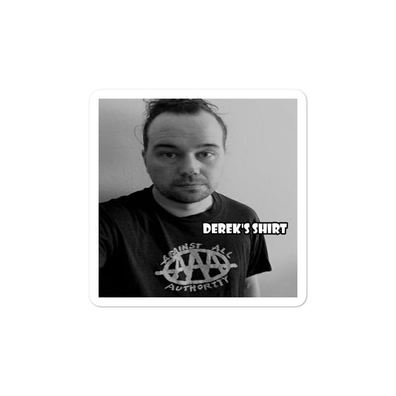 Trey Wonder - derek's shirt