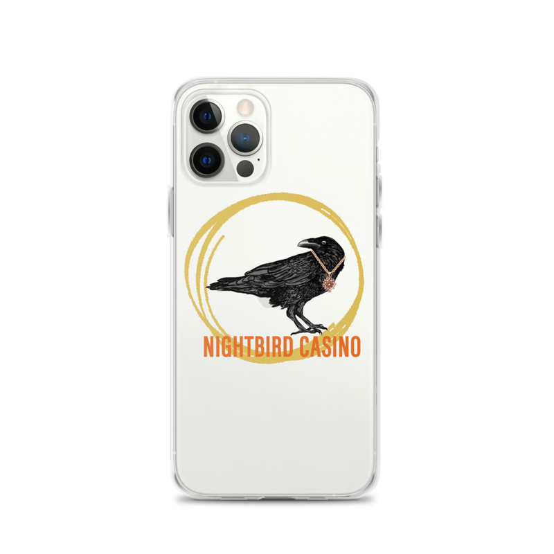 Nightbird Casino iPhone Case