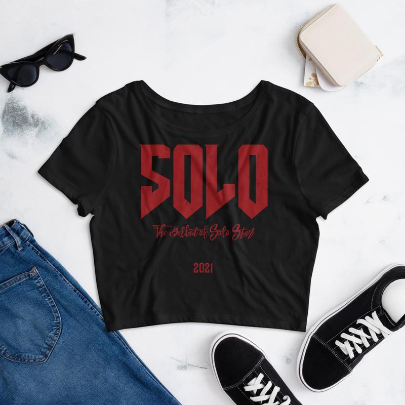 SOLO Women's Crop Top