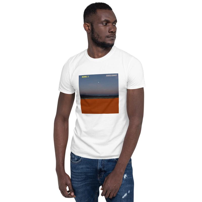 Aerial 2 Short-Sleeve Unisex T-Shirt