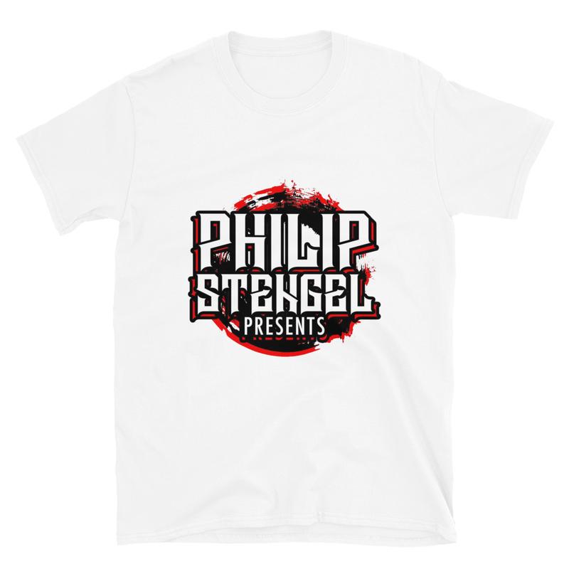Philip Stengel Presents OG Logo Short-Sleeve Unisex T-Shirt