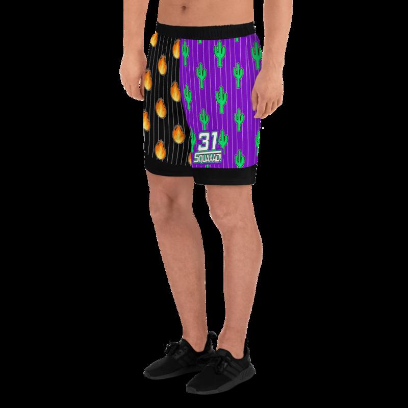 """""""31 Squad"""" Desert Shorts"""