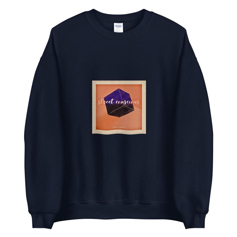 Unisex Sweatshirt (Hype Clouds - Street Conscious)