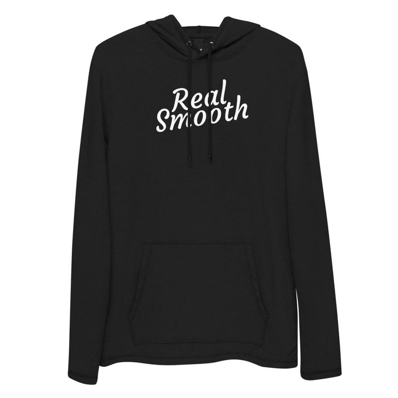 Real Smooth Logo - Lightweight Hoodie