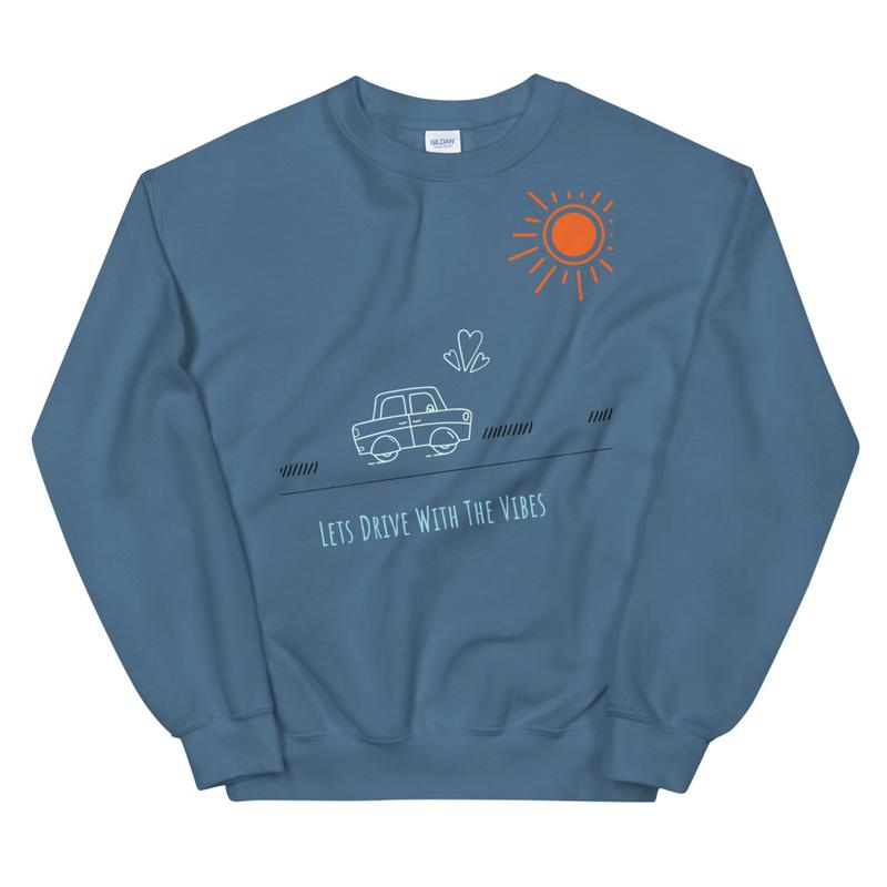 'Drive' Sweatshirt