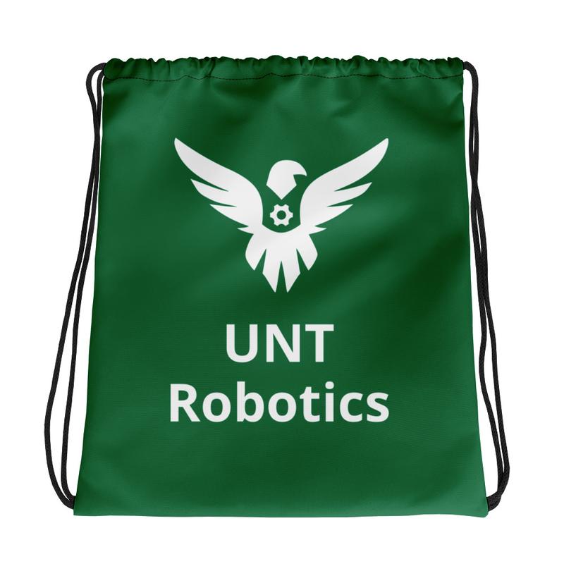 UNT Robotics Drawstring Bag (Gear)