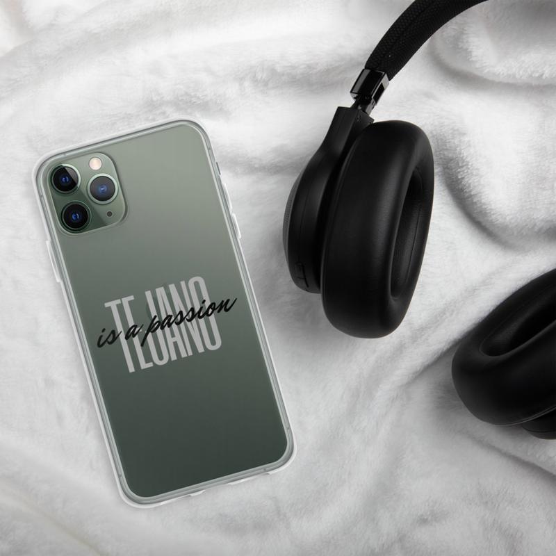 Tejano Passion iPhone Case