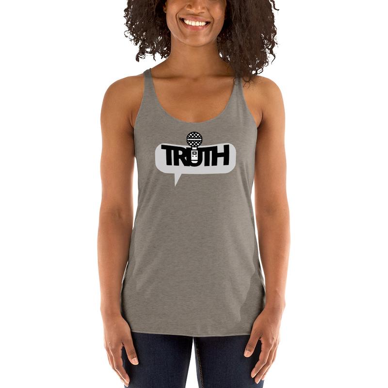 Truth Music Lofi Hip Hop Vibes Racerback Tank