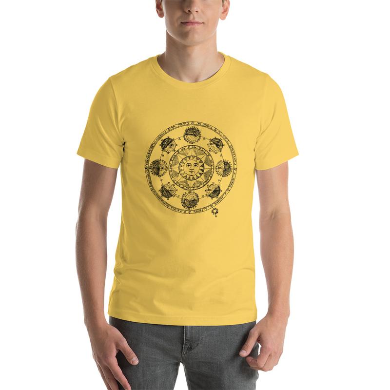 Casanova Signs Short-Sleeve Unisex T-Shirt
