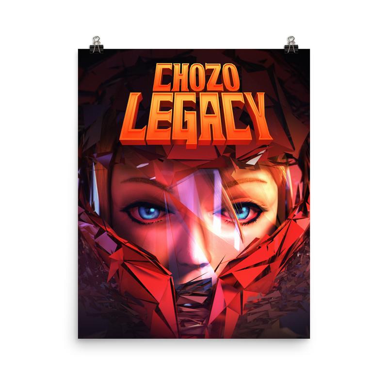 Chozo Legacy Poster