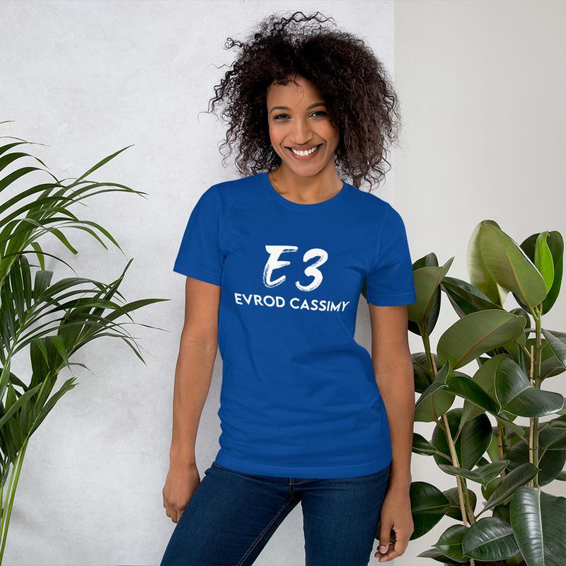 Short-Sleeve Unisex E3 T-Shirt