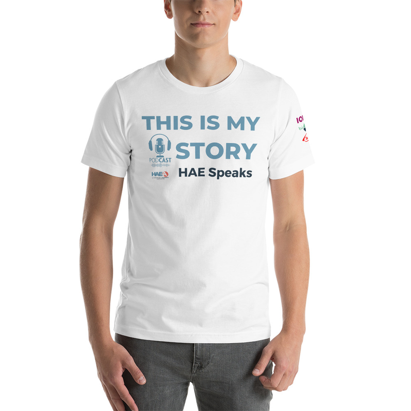 Apparel - HAE Speaks Short-Sleeve Unisex T-Shirt