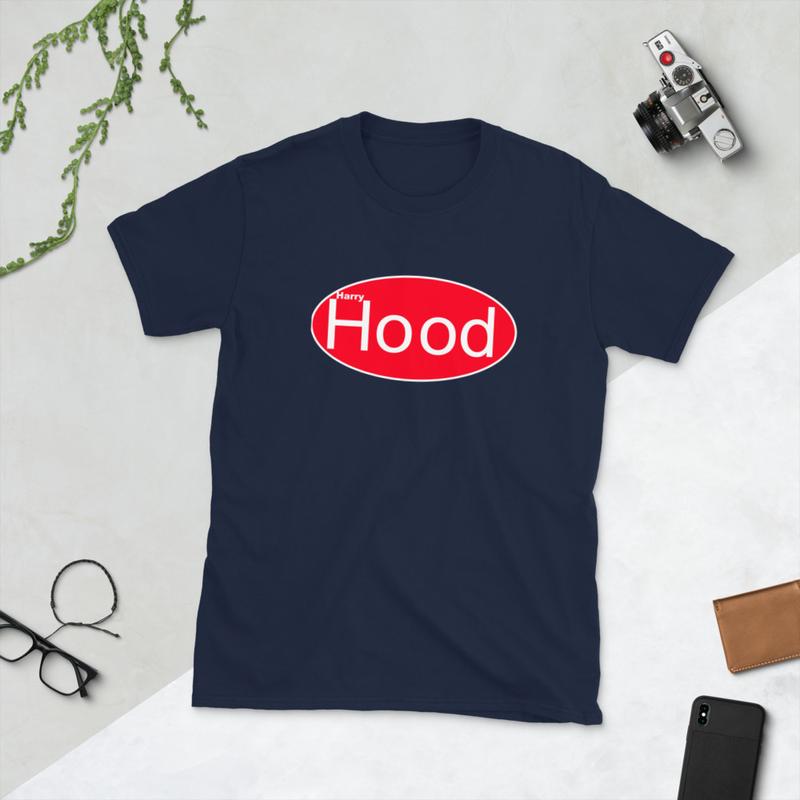 Phish Harry Hood Short-Sleeve T-Shirt
