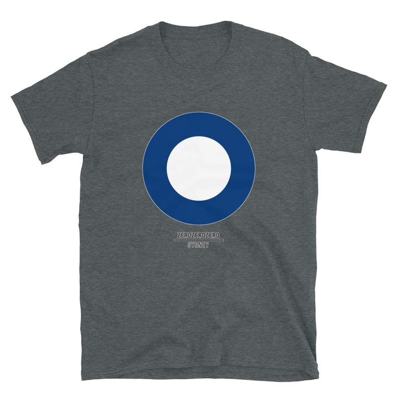 ZEROZEROZERO Short-Sleeve Unisex T-Shirt