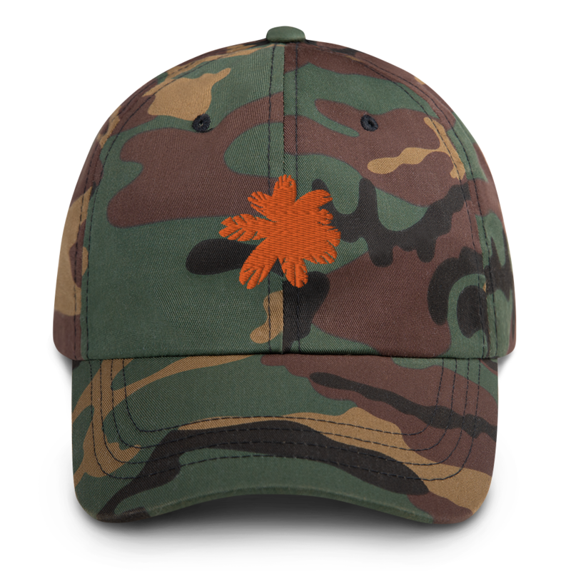 Jeremy Fisher Dad hat