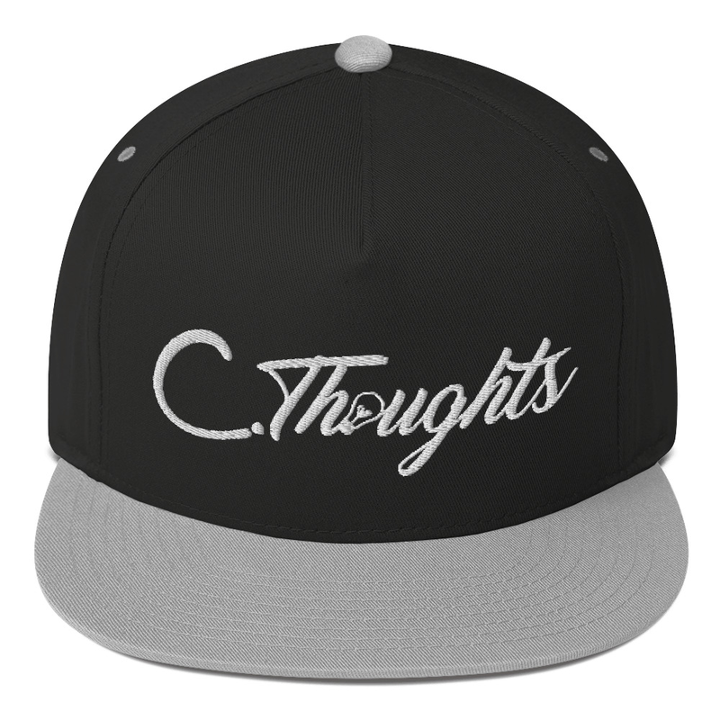 C.Thoughts Logo Baseball Cap