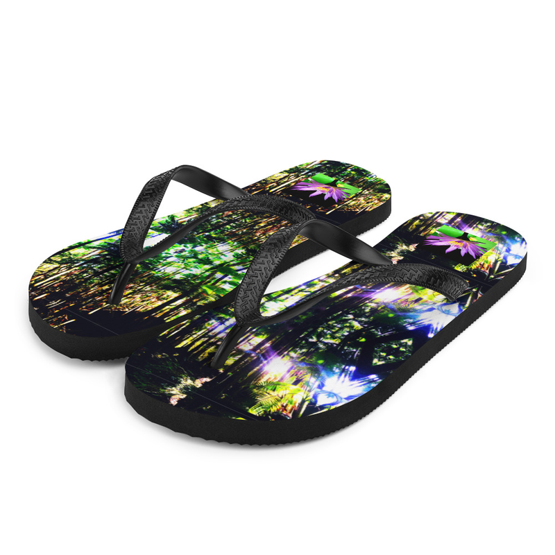 Hilo Jungle Slippers (Flip-Flops)