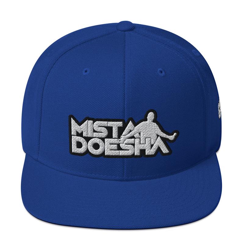 Mista Doesha Snapback Hat (GRE Logo on Left Side)