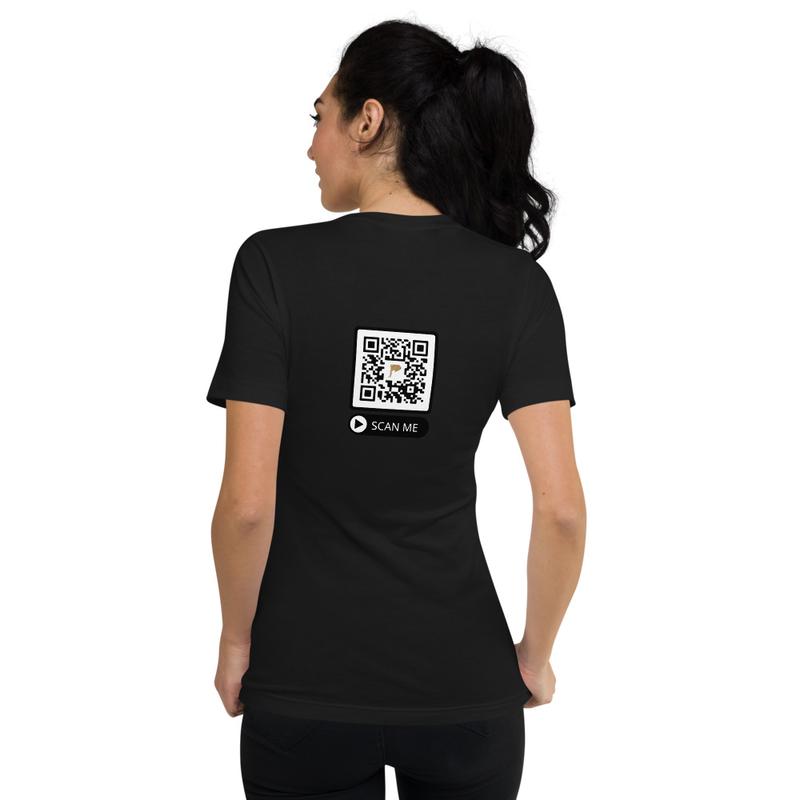 Wish You Well Unisex V-Neck T-Shirt