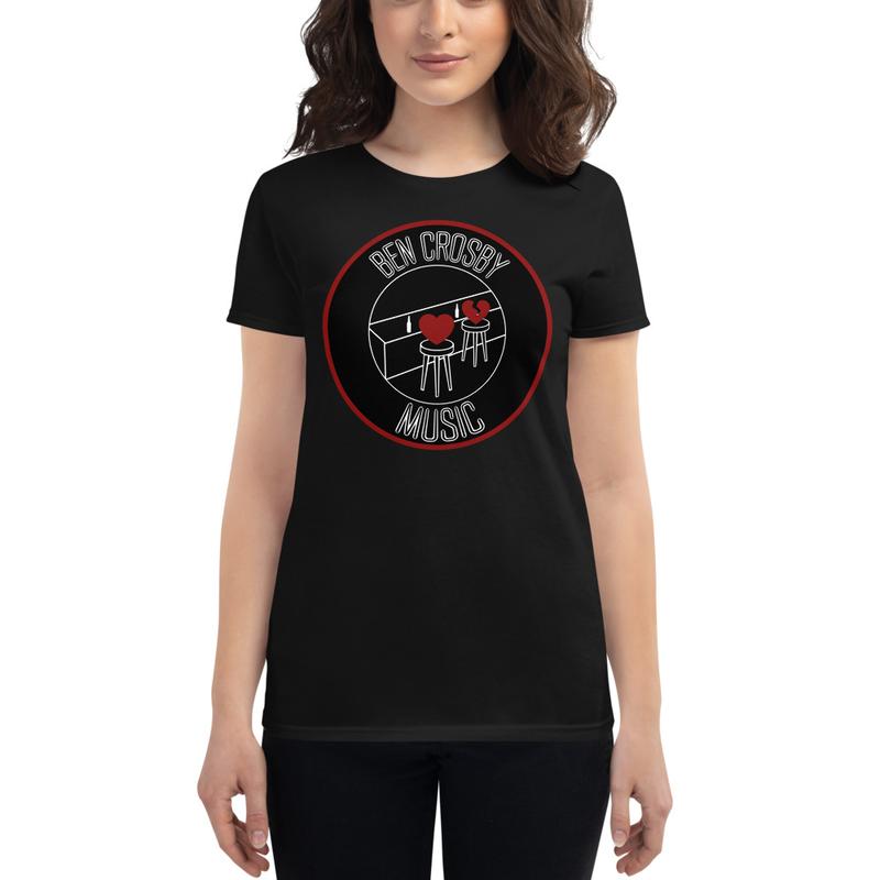"""Neon Lights"" T-Shirt Ladies (7.95 Shipping)"