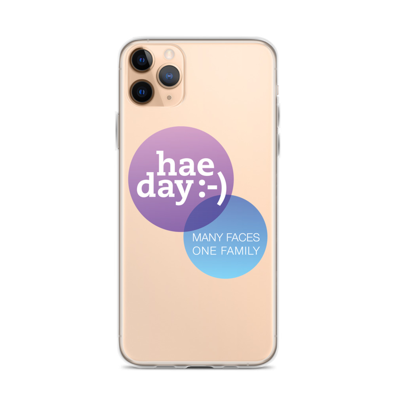 Accessories - hae day :-) iPhone Case