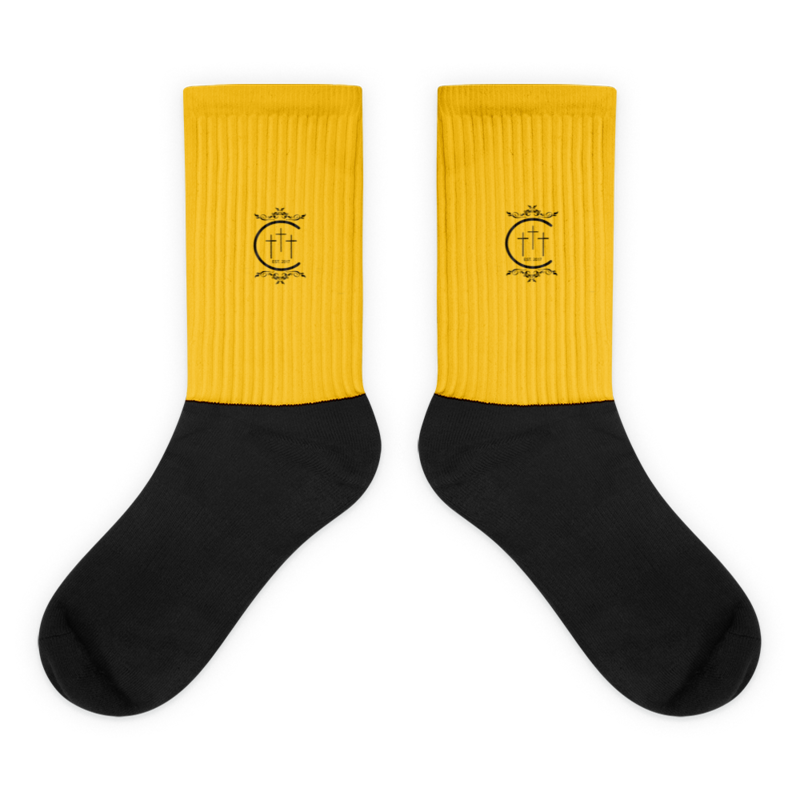 Chuuch-Socks (yellow gold)