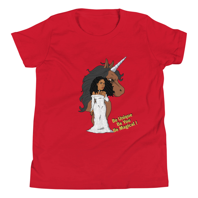 Be Magical Youth Short Sleeve T-Shirt